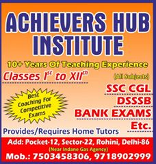 Coaching Institute For Class 10